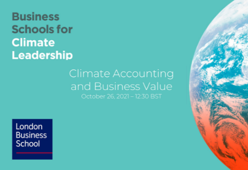 Business Schools for Climate Leadership